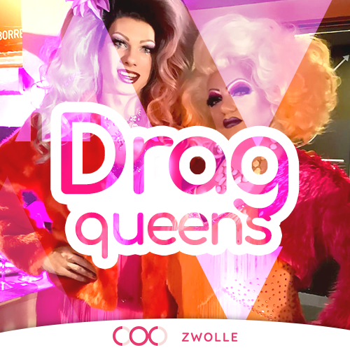 Hoe is het om drag queen te zijn