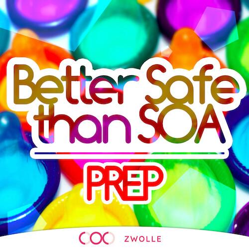 Better safe than SOA: PrEP als medicijn tegen HIV