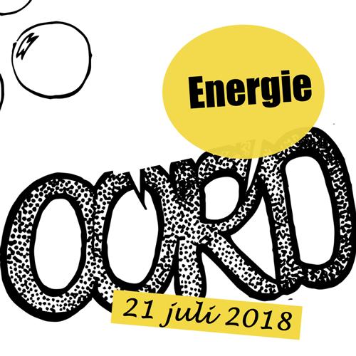 Help jij mee op festival Oord op 21 juli?