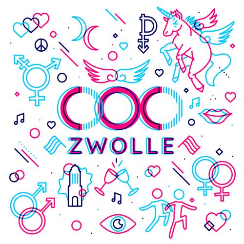 Nieuw informatieboekje COC Zwolle